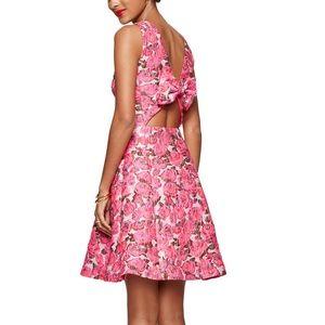 Kate Spade Rose Brocade dress